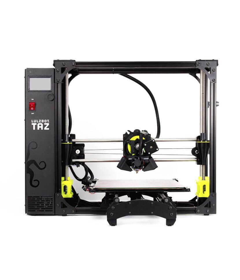 Lulzbot Taz 6 Impresoras 3d Todo Para Tu Impresora 3d  # Taz Muebles De Oficina